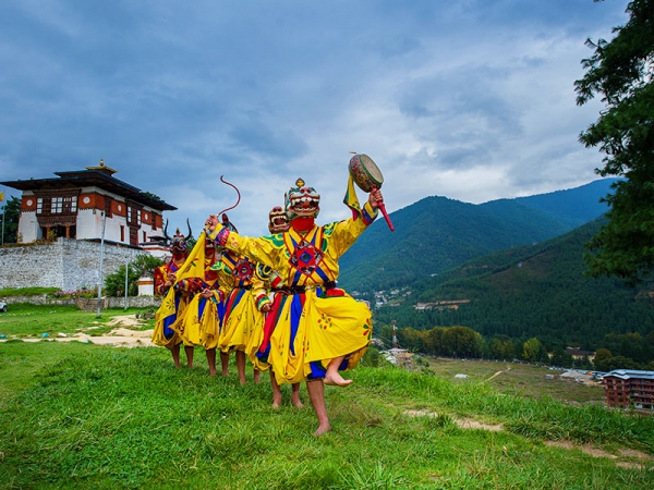 Incredible Bhutan Tour