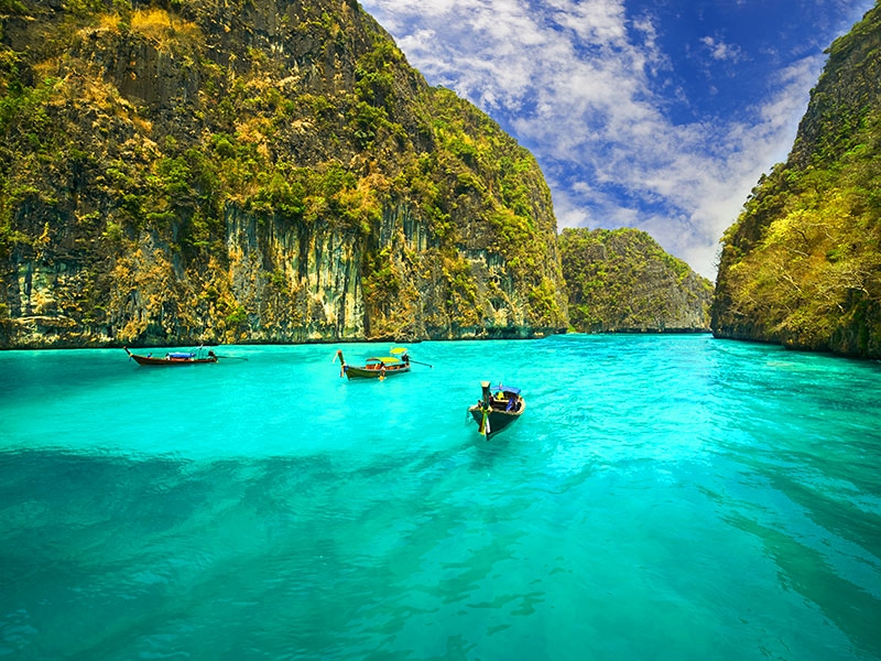 4 Islands Krabi Tour